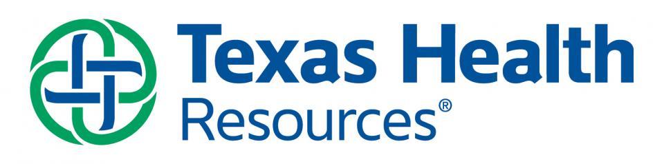 Texas Health Resource Logo